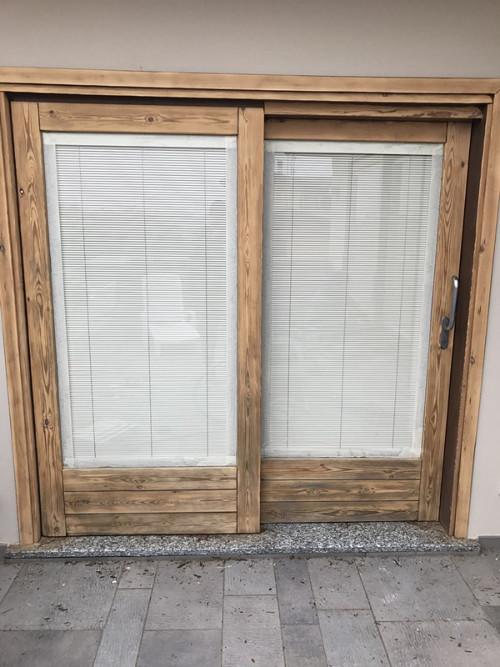 Verniciare finestre fabulous per verniciare porte e - Restauro finestre in legno prezzi ...